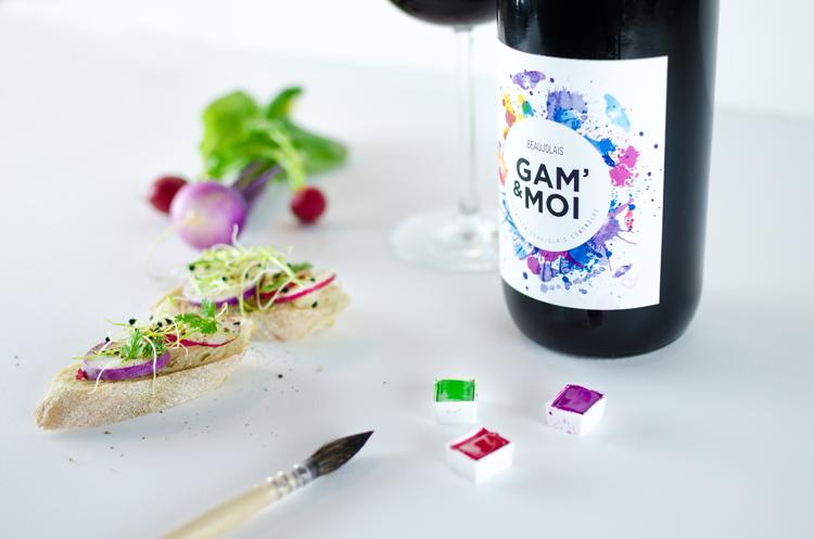 Gam & Moi, Terres de Beaujolais 2