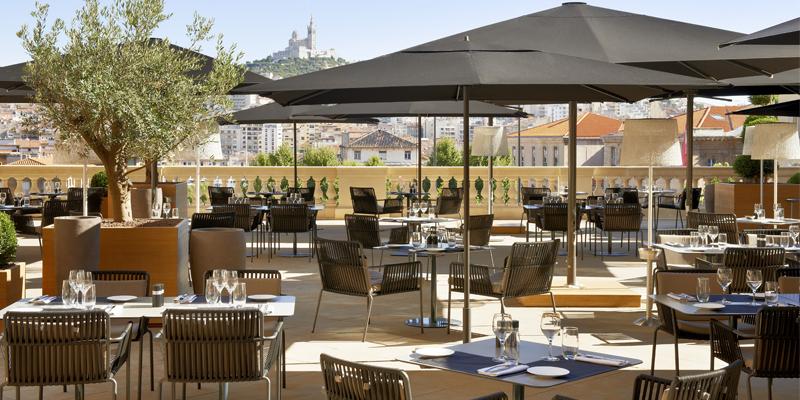Business Breakfast - Hotel Intercontinental - Marseille