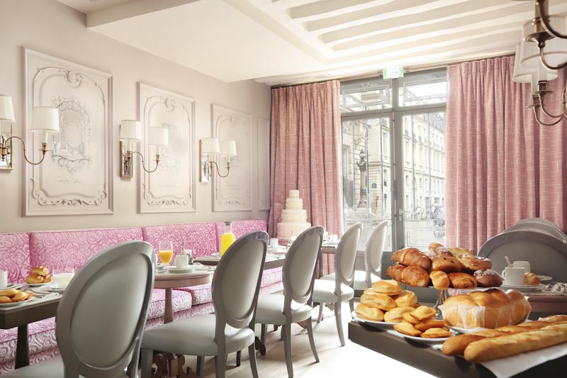 Business Breakfast - Maison Favart - Paris