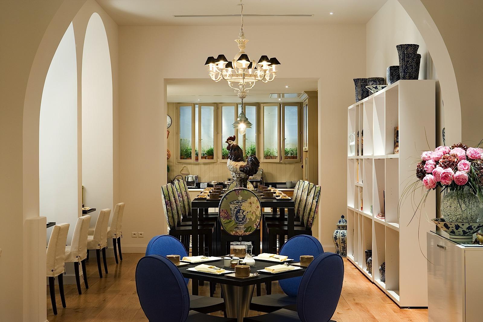 Business Breakfast - Hotel Le Royal - Lyon