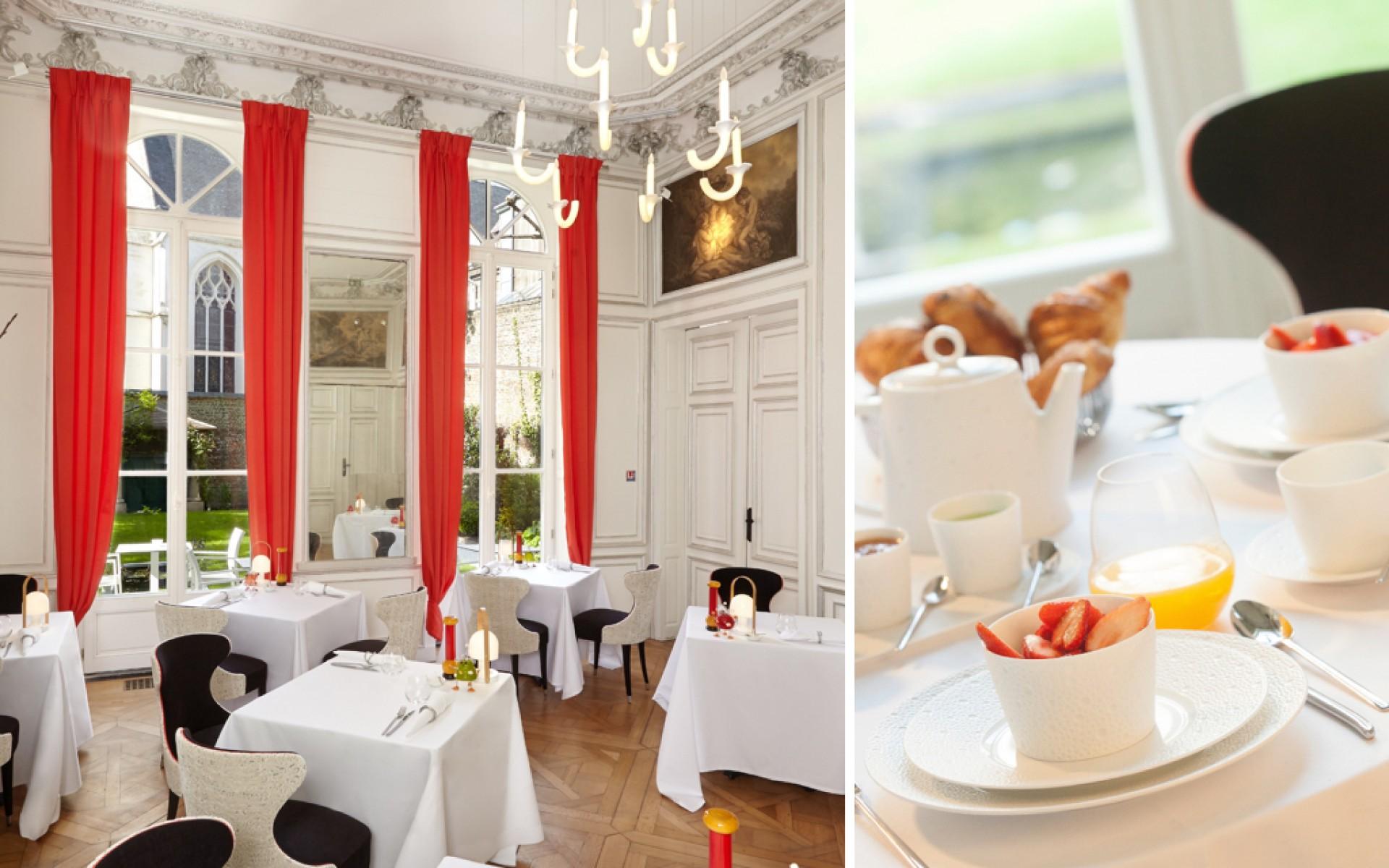 Business Breakfast - Hotel Clarance - Lille