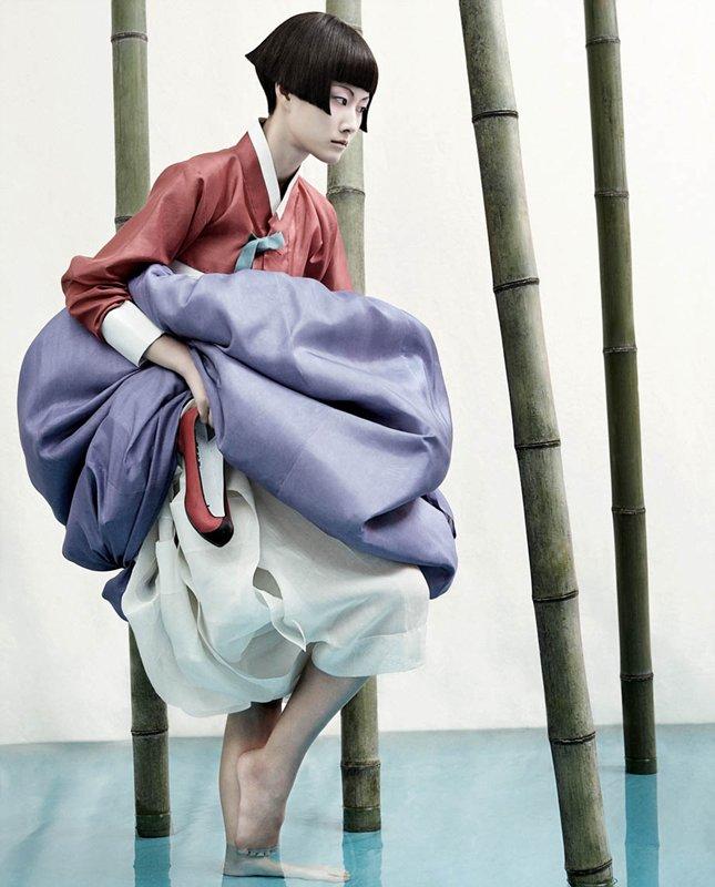 Kim Kyung Soo - Hanbok