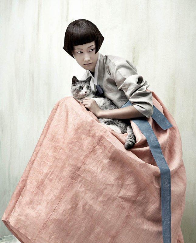 Kim Kyung Soo - Hanbok 2