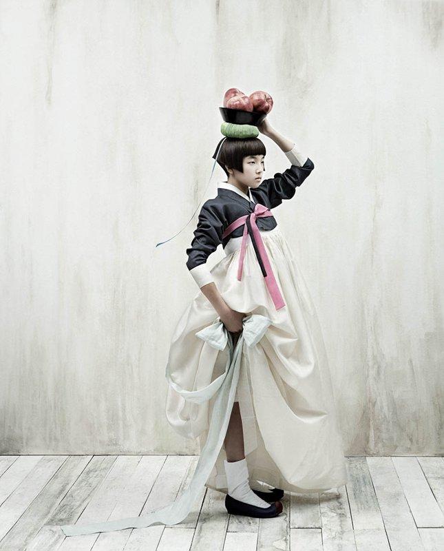 Kim Kyung Soo - Hanbok 3