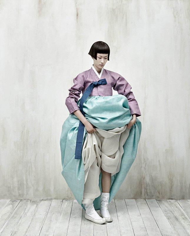 Kim Kyung Soo - Hanbok 4