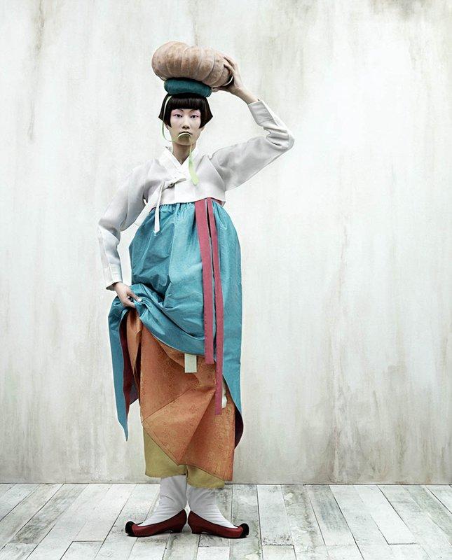 Kim Kyung Soo - Hanbok 5