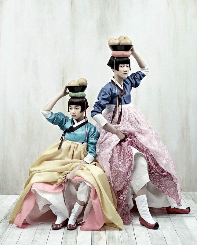 Kim Kyung Soo - Hanbok 8