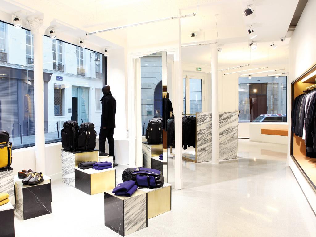 Corée en France - Boutique Wooyoungmin Paris