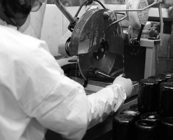 Fabrication - Bougies et savons Rewined