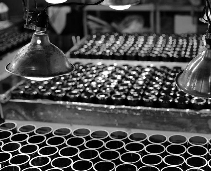 Fabrication - Bougies et savons Rewined 2