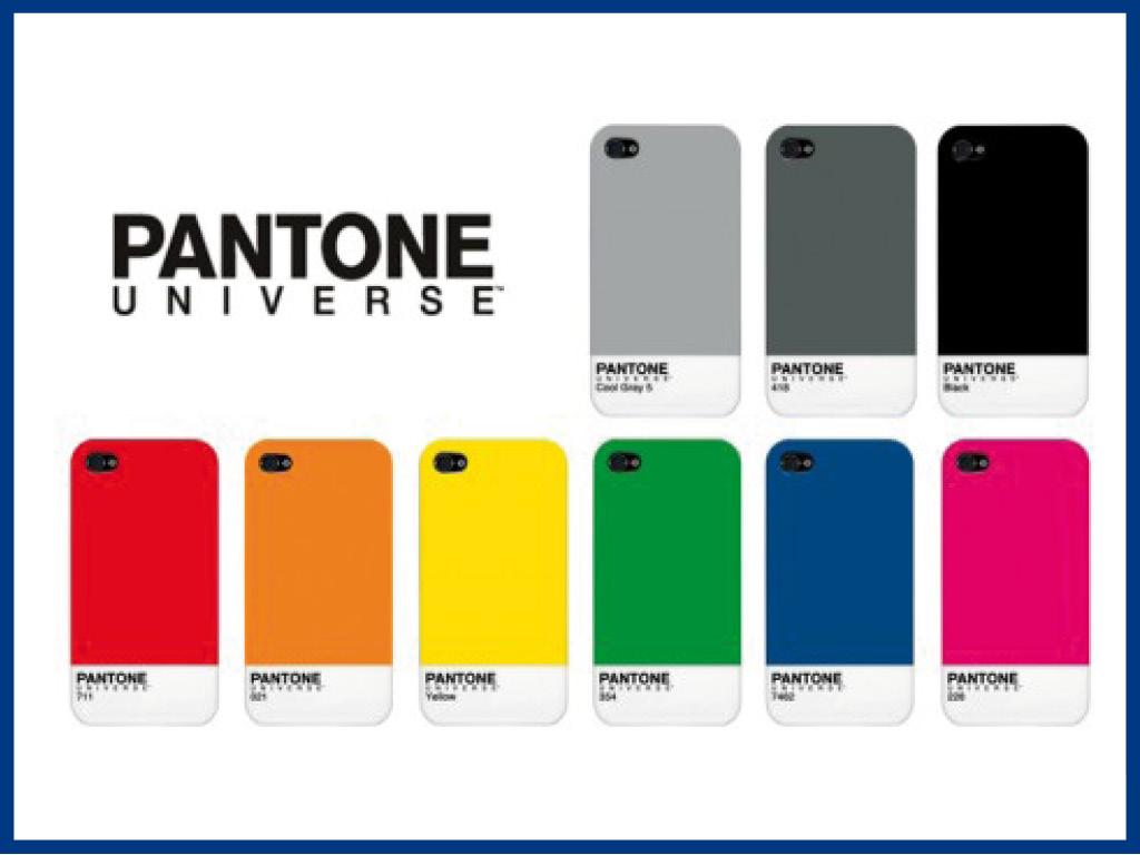 Coques smartphones Pantone