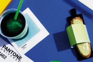 Café Pantone - food & beverage