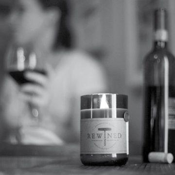 Bougies et savons aux notes de grands vins par Rewined