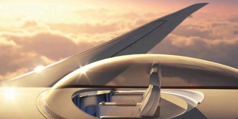 Sièges avion - Skydeck Windspeed Technologies