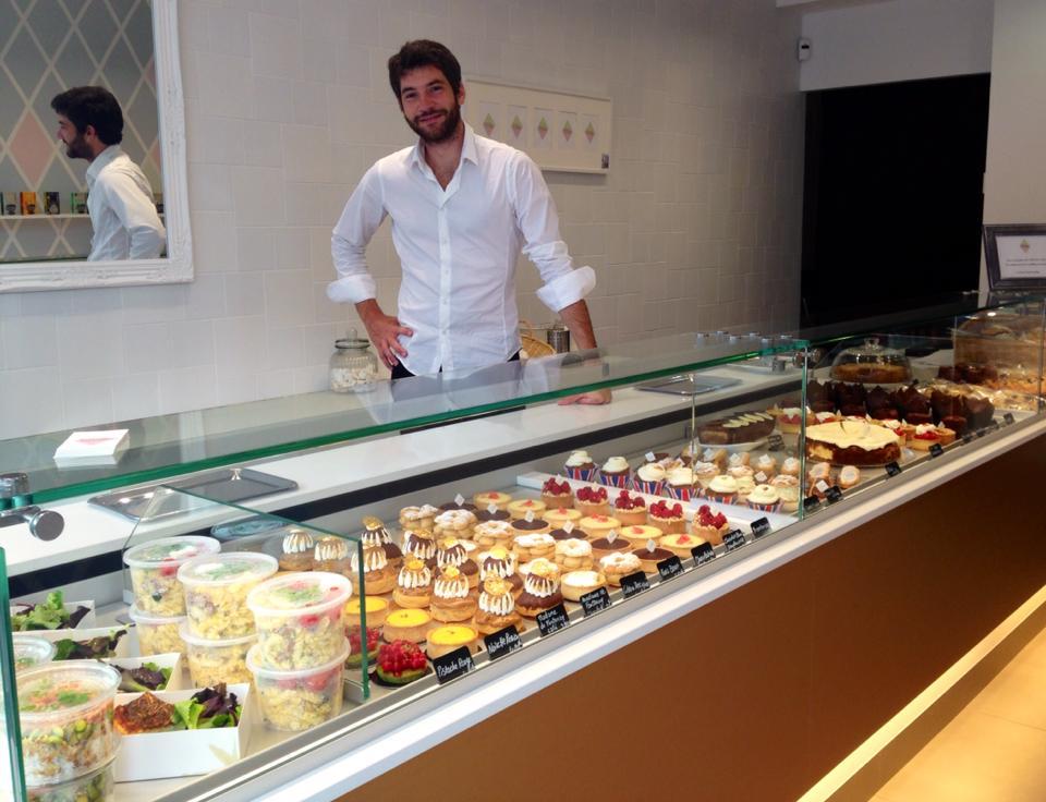 Nouveaux concepts - Pâtisserie sans gluten - Helmut New Cake 2