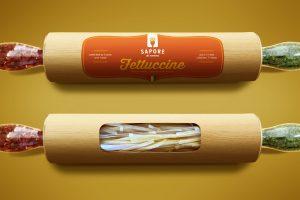 Packagings Pâtes : Cardoso pour Sapore di Nonna