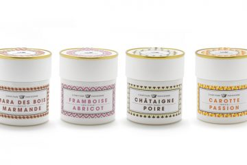 Packagings Confitures - Confiture parisienne