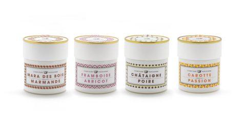Packagings Confitures - Confiture parisienne