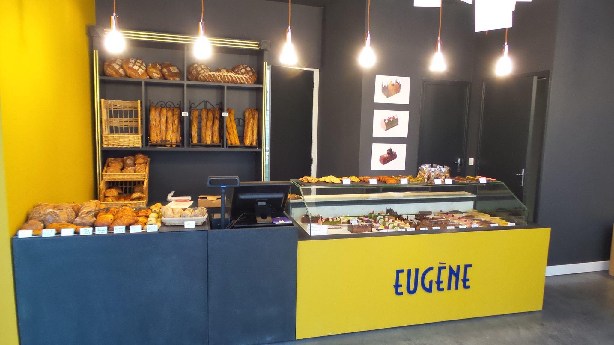 Nouveaux concepts : pâtisserie sans sucre - Eugène