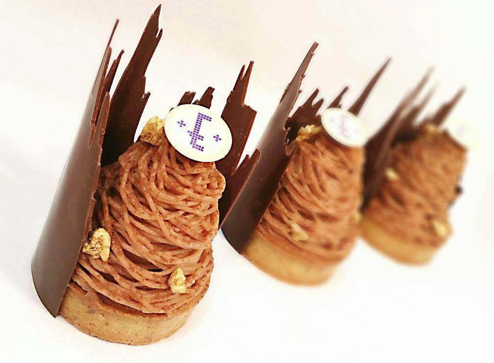 Nouveaux concepts : pâtisserie sans sucre - Eugène 2
