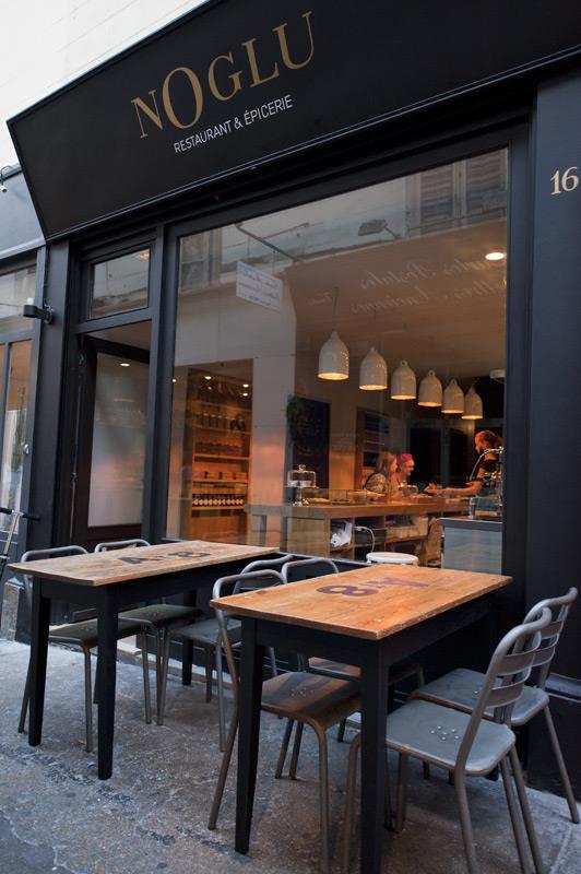 Nouveaux concepts : Restaurant & Epicerie - Noglu