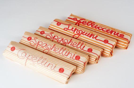 Packagings Pâtes : Spaghettis Mc Culloch