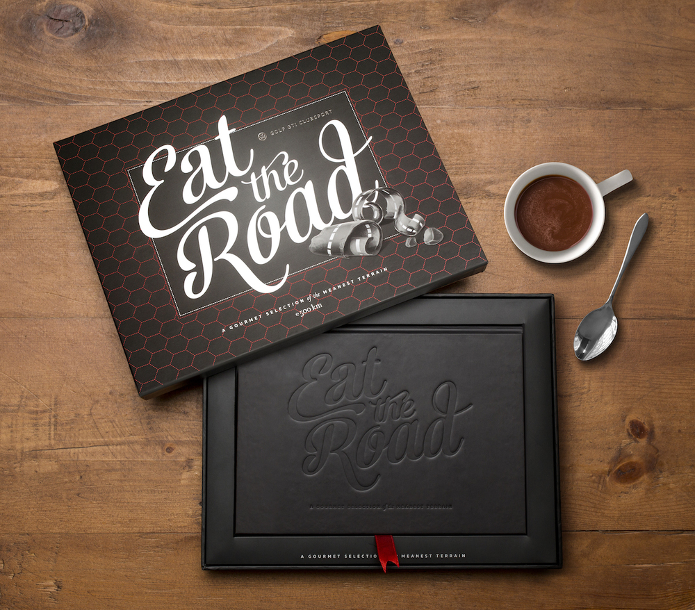 Image livre Eat the road - agence Memac Ogilvy & Mather