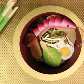 Le projet Papermeal, vidéos stop motion par le studio Yelldesign