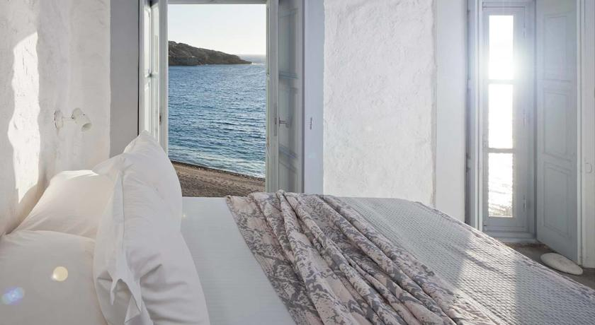 Chambre vue sur mer Serifos Grèce