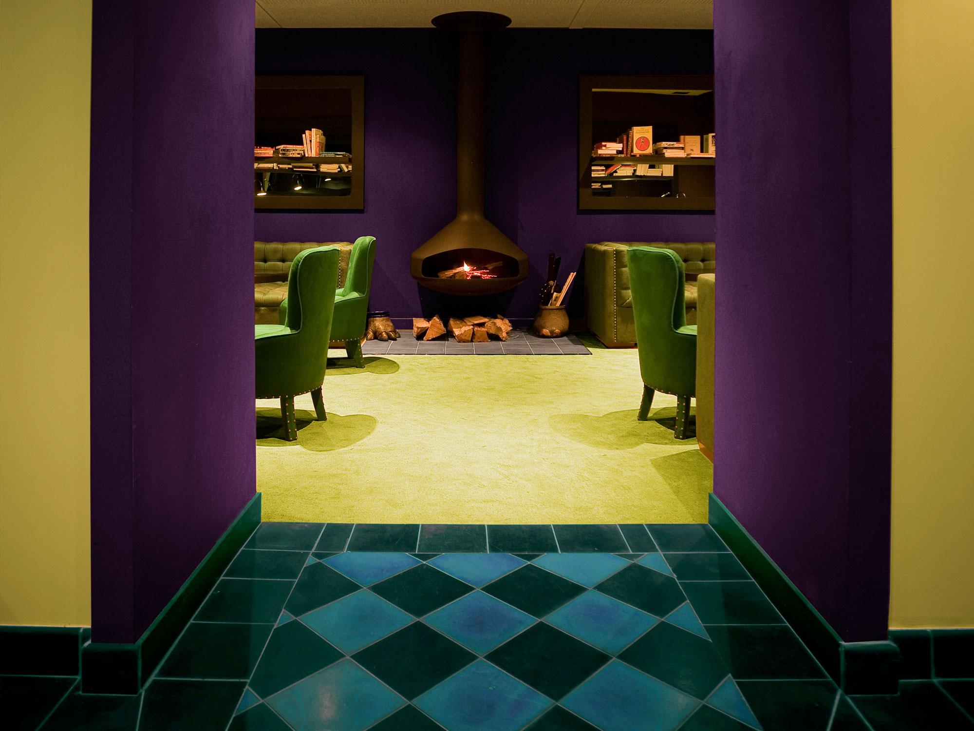 Bar intérieur Hôtel de ville d'hiver Arcachon