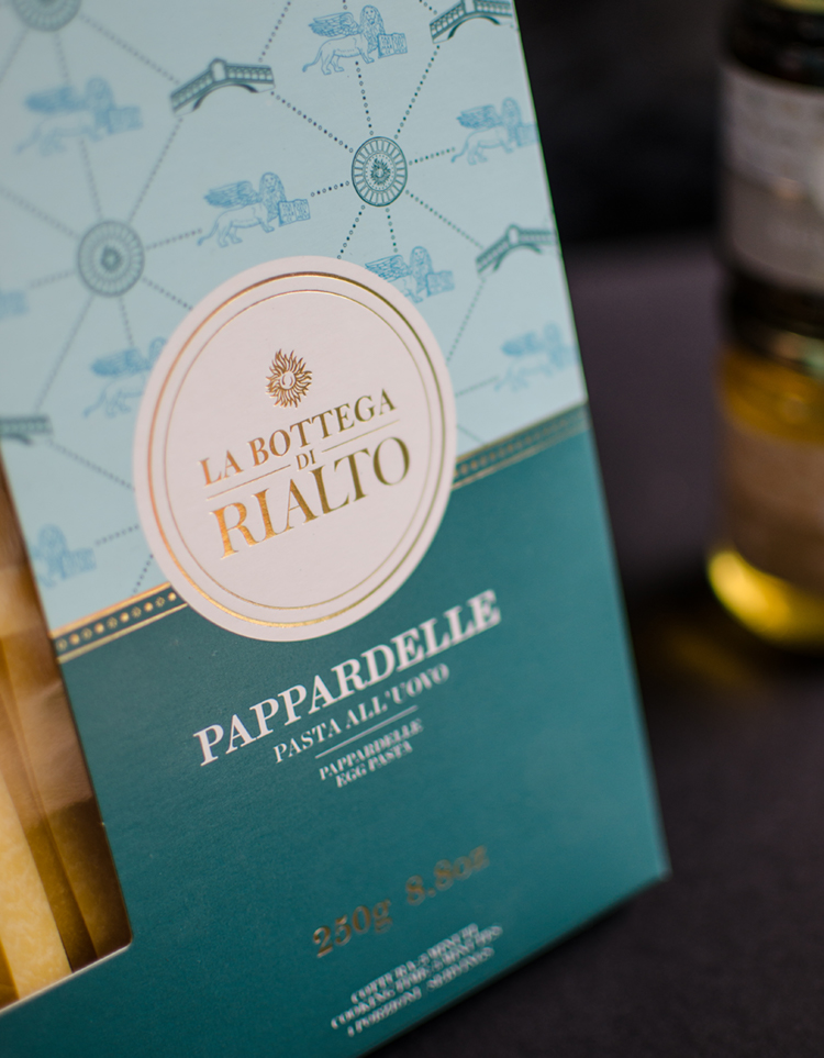 Packaging Pappardelle – Bottega Di Rialo