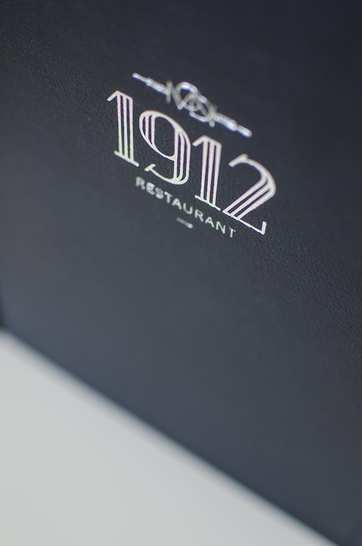 Logo + nom - Restaurant 1912
