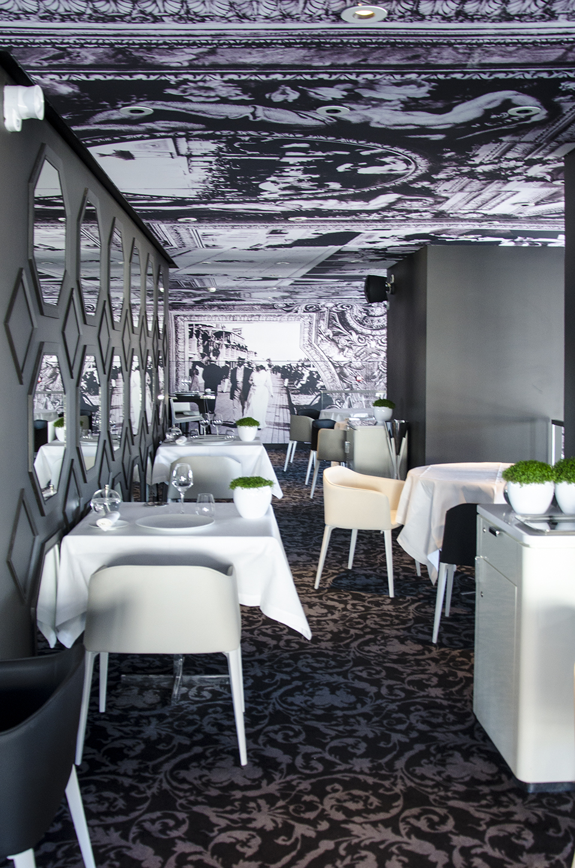 Tables – Restaurant 1912