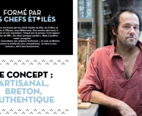 Le concept : artisanal, Breton, Authentique