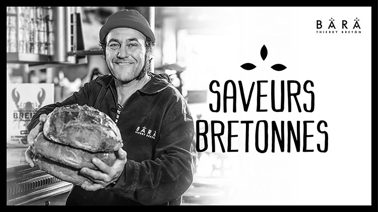 Bara - Thierry Breton : saveurs bretonnes