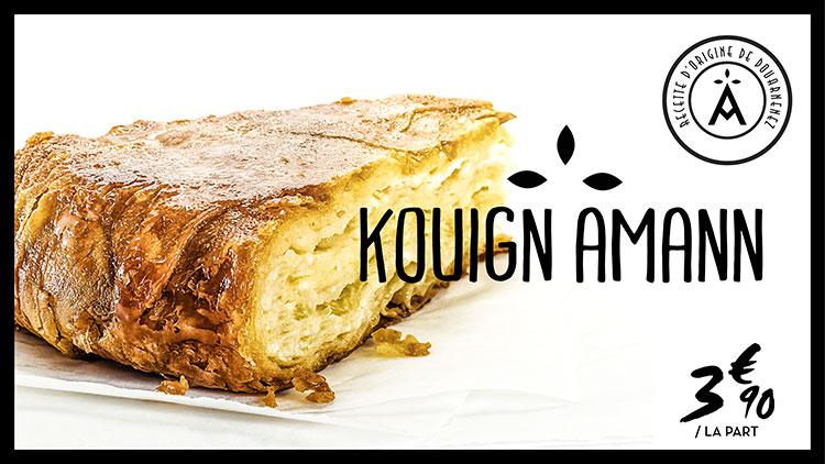 Recette d'origine de Douarnenez - Kouign Amann