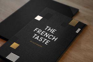The French Taste by Guy Martin - Menu