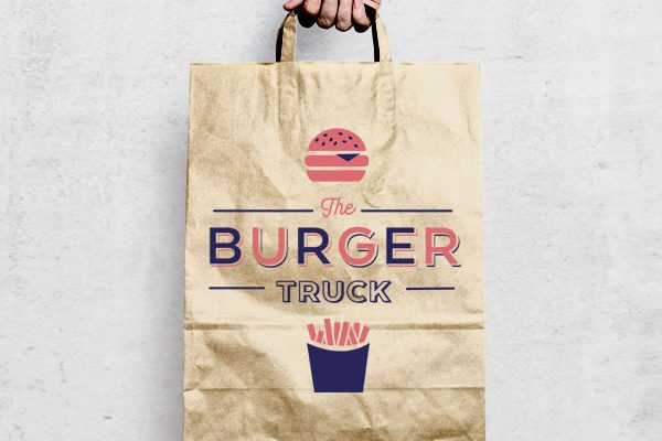 The Burger Truck - Packaging