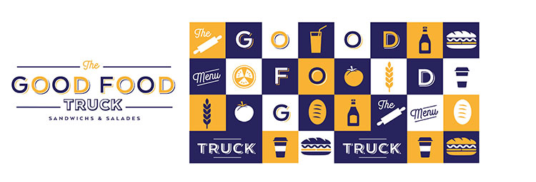 Autogrill - The Good Food Truck - Charte graphique