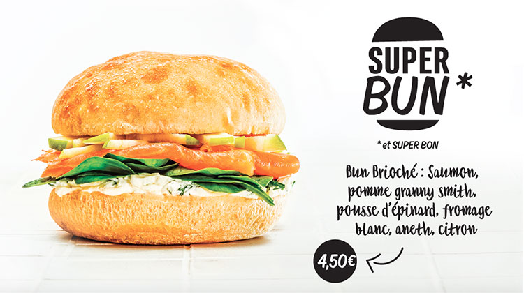 Concept Board - Super Bun