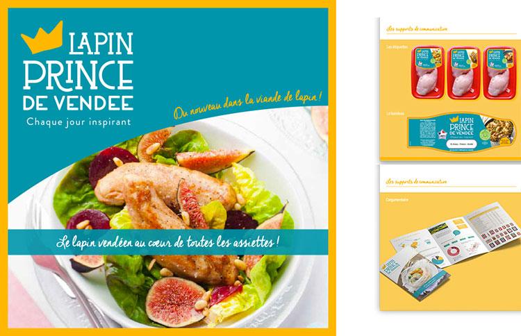 Lapin Prince de Vendée, le lapin vendéen au cœur de toutes les assiettes !
